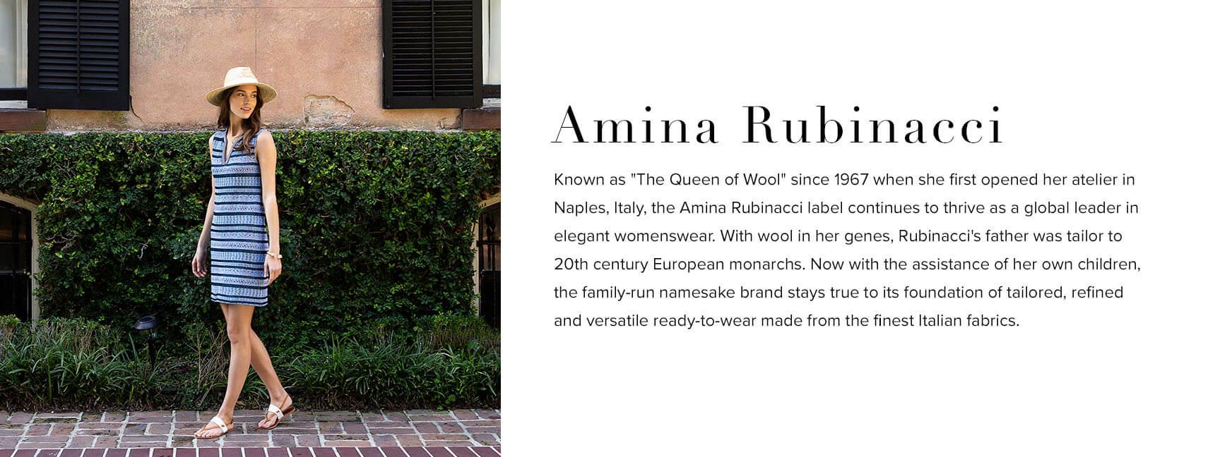 Amina Rubinacci
