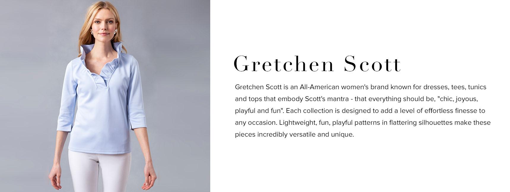 Gretchen Scott
