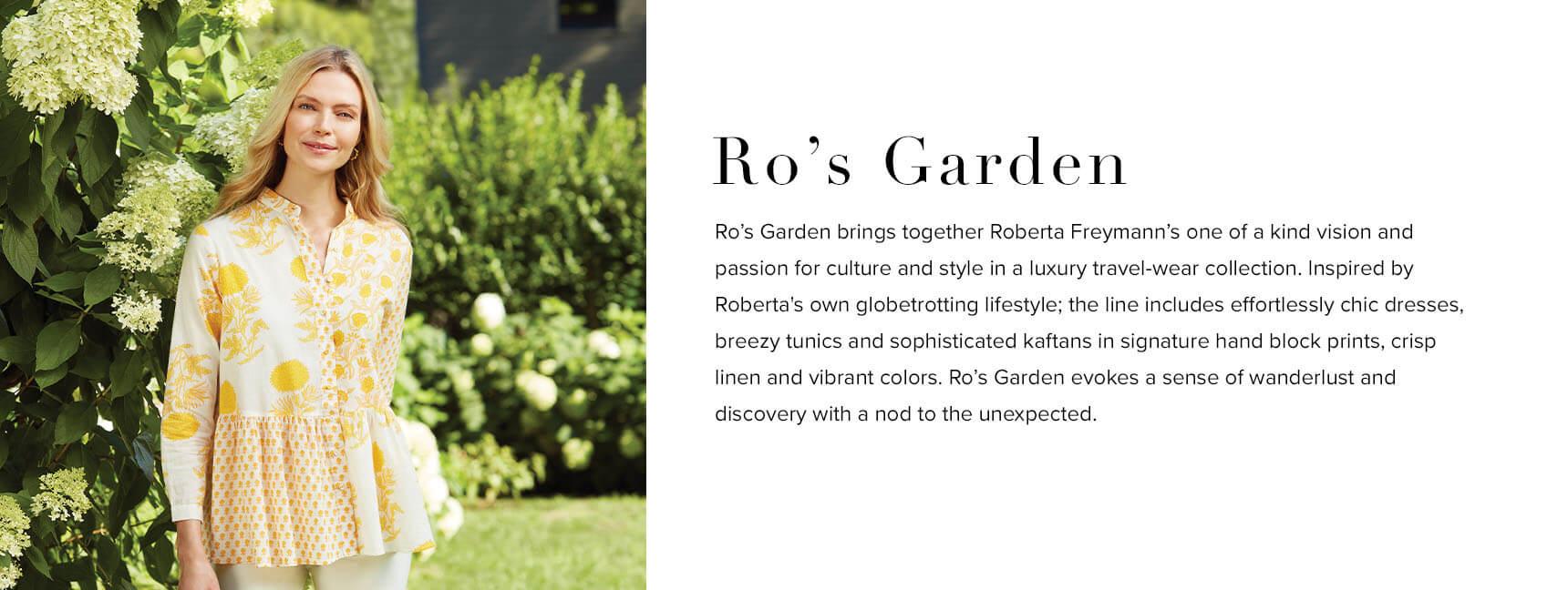 Ro's Garden