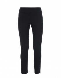 Black Control Stretch Ankle Pant