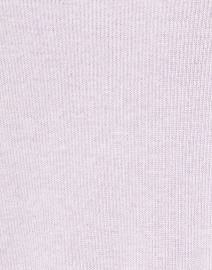 Repeat Cashmere - Lilac Cotton and Viscose Sweater