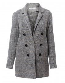 Bernard Light Grey Tweed Jacket