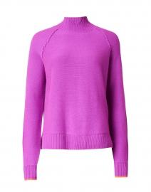 Top Notch Magenta Cashmere Sweater