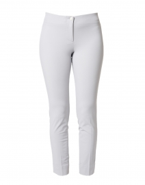 Ros Pale Grey Techno Stretch Pant