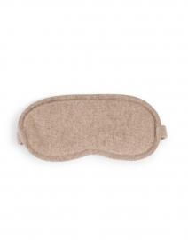 Oak Heather Cashmere Eye Mask
