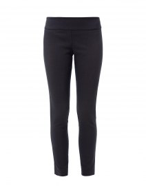 Gunmetal Control Stretch Pull On Ankle Pant