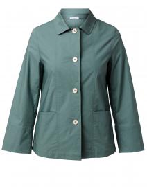 Teal Cotton Jacket