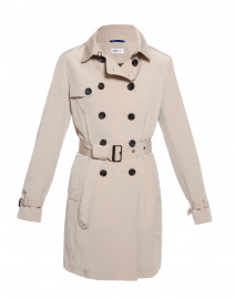 Stone Zip-Out Liner Trench Coat