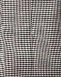 Weekend Max Mara - Burgos Houndstooth Virgin Wool Dress