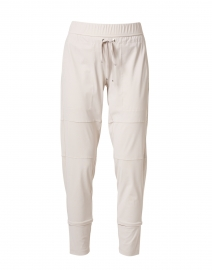 Putty Grey Jersey Jogger Pant