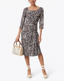 Max Mara Studio - Pomezia Floral Stretch Jersey Dress