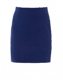 Tatum Navy Tea Skirt