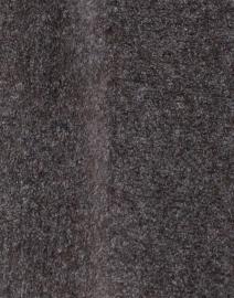 Fabiana Filippi - Grey Brown Brushed Micro Boucle Cardigan