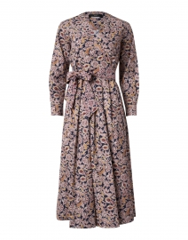 Feltre Antique Rose Paisley Cotton Dress