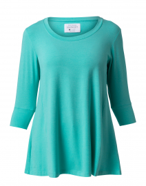 Aqua Bamboo Cotton Tunic