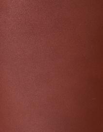 A.P.C. - Ambre Cognac Leather Bucket Bag