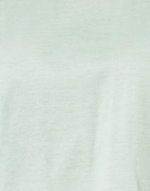 Weekend Max Mara - Palma Sage Green Cotton Top