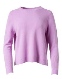 Essential Lilac Cashmere Sweater