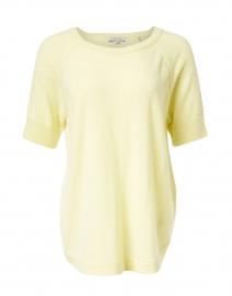 Citrus Yellow Cashmere Sweater