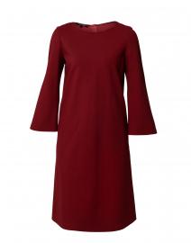 Lotus Merlot Red Punto Milano Dress
