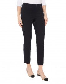 Peace of Cloth - Jerry Navy Stretch Cotton Pant