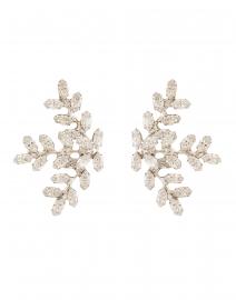 Viniette Silver Crystal Earring