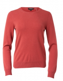 Spice Red Cashmere Sweater