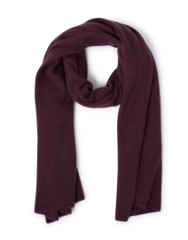 Mahogany Mini Cashmere Travel Wrap