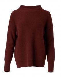 Dark Red Cashmere Sweater