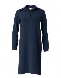 Graceton Ink Navy Crepe Dress