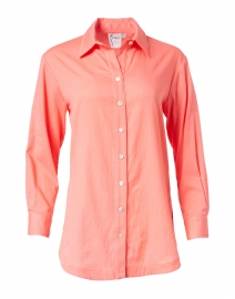 Rose Pink Cotton Shirt