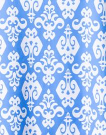 Jude Connally - Ella Blue and White Printed Dress
