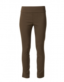 Olive Control Stretch Pull on Ankle Pant