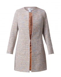 Alice Panaro Multi Tweed Coat