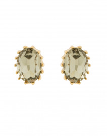 Sierra Grey Stud Earrings