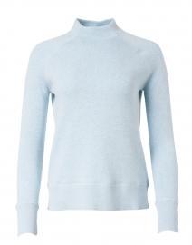 Haze Blue Cotton Cashmere Sweater