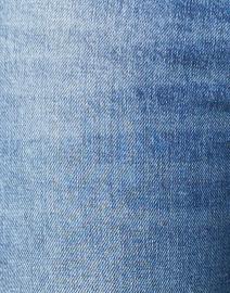 Weekend Max Mara - Baba Blue Stretch Cotton Denim Jean