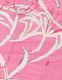 Ala von Auersperg - Marina Watermelon Lily Cotton Voile Tunic