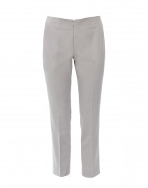 Jerry Silver Stretch Sateen Pant