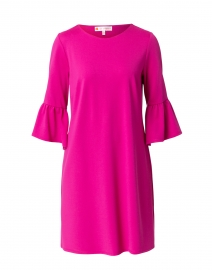 Shelby Pink Ponte Dress