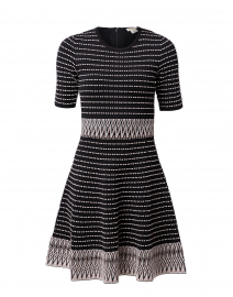 Mesa Zig Zag Knit Dress