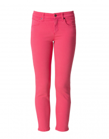 Pina Hot Pink Super Stretch Ankle Jean