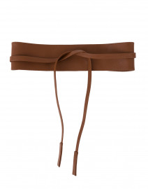Baby Archer Brandy Leather Belt