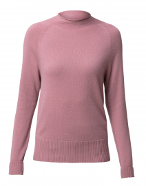 Franzista Pink Cashmere Sweater