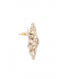 Mignonne Gavigan - Stella Champagne Crystal Earrings