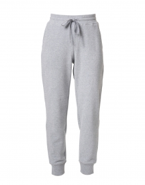 Heather Grey French Terry Jogger Pant