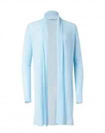 Sky Blue Essential Cashmere Cardigan