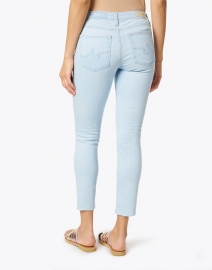 AG Jeans - Prima Crop Light Blue Cigarette Jean