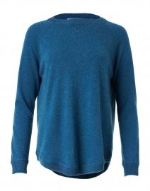 Blue Spruce Cashmere Sweatshirt