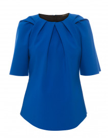 Meghan Azure Blue Knit Top